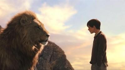 chronicles of narnia prince caspian aslan and edmund