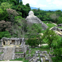 My picture of the Ruinas de Palenque