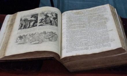 Recommitment & the Washington Bible