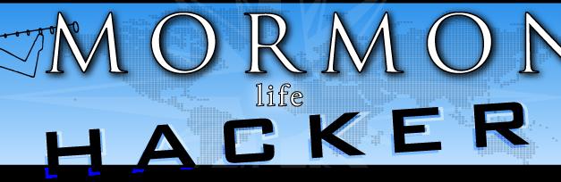 Mormon Life Hacker – Coming Soon