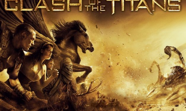 Clash of the Titans & Jesus Christ