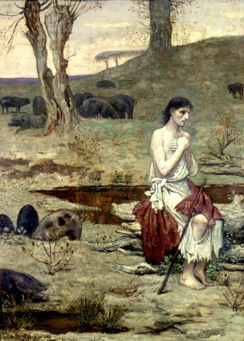 Parable of the good samaritan - 3 8